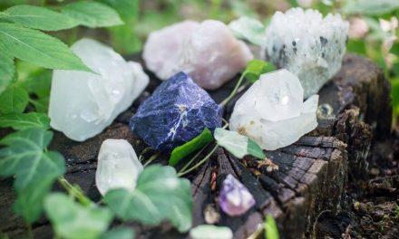 Liečivé kamene nám pomôžu s očistou tela a naladením na vyššie vibrácie