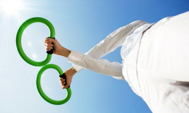 Smovey Kruhy – Jednoduchá, No Výnimočne Efektívna Pomôcka Na Cvičenie